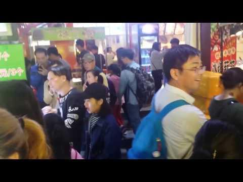 Dongmen Market Shenzhen 2017