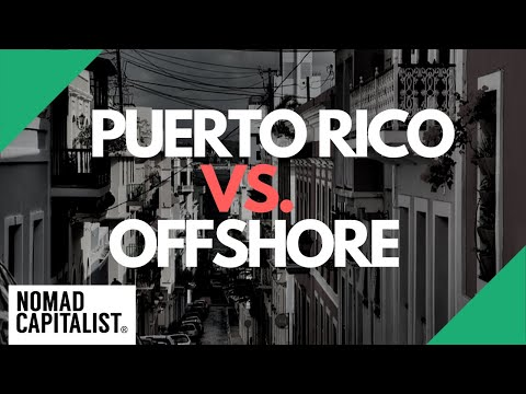 Puerto Rico Vs. Offshore Tax Havens