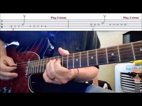 WICKED WORLD Guitar Lesson - How To Play Wicked World By Black Sabbath mp3
