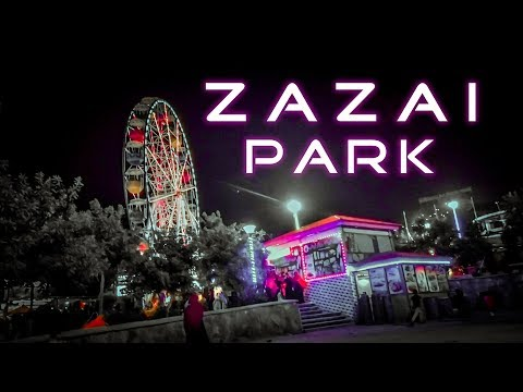 Kabul City | Zazai Park Afghanistan 2019 full (HD)