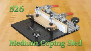 Woodhaven Coping Sleds Hd