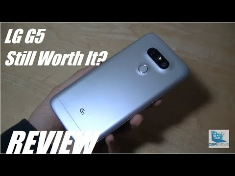 REVIEW: LG G5 In 2018 - Still Worth It?