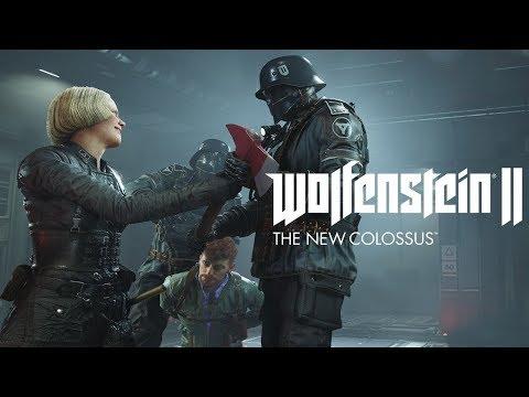 The Reunion [Developer Playthrough] – Wolfenstein II: The New Colossus