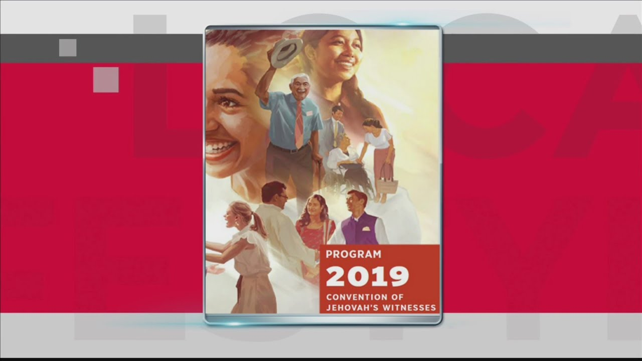 2019 Convention of Jehovah's Witnesses: Love Never Fails