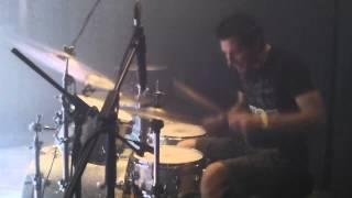 Kerozin - Halál a májra (drum cam)