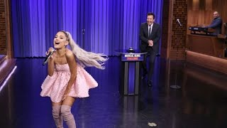 'The Tonight Show' was all about Ariana Grande