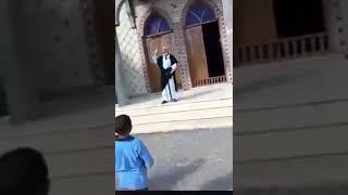 رجل في مصر يدعي انه المهدي (عيسى ابن مريم)
