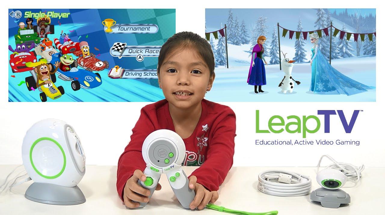 Leapfrog Leaptv Video Games Kids | Kids Games