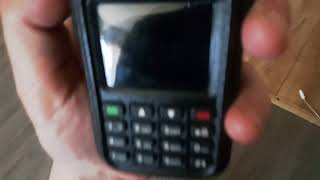 DMR OR digital Mobile Radio audio demonstration