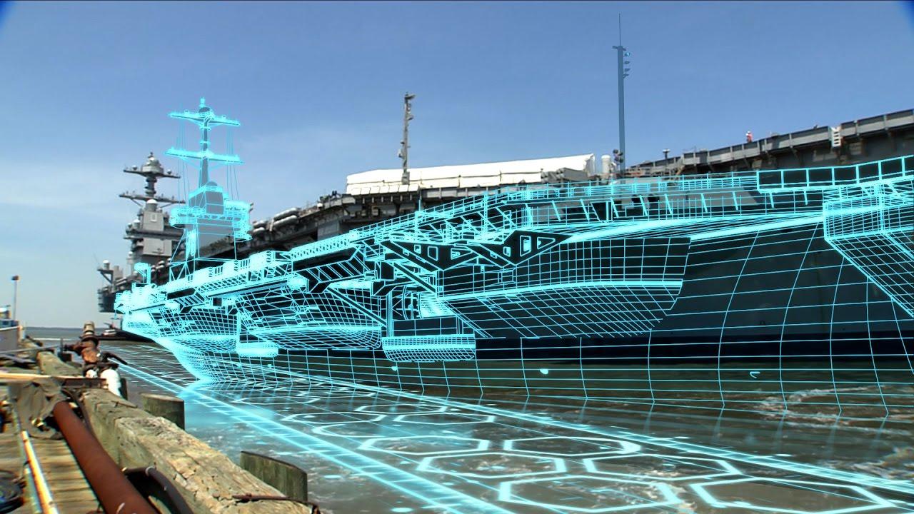 Hyundai Of Newport >> Newport News Shipbuilding launches the digital shipyard - YouTube