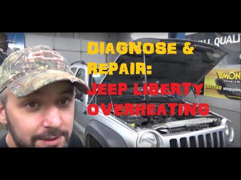 Jeep Liberty Overheating
