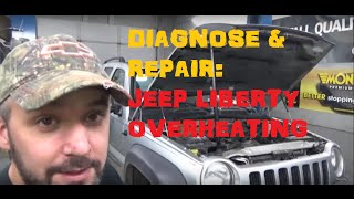 Jeep Liberty Overheating