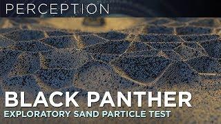 BLACK PANTHER VIBRANIUM SHAPE SHIFTING TEST