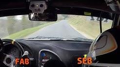 Rallye Vignes de Regnié 2018 - ES3 Col de Saint Bonnet - Michaud/Dos Reis