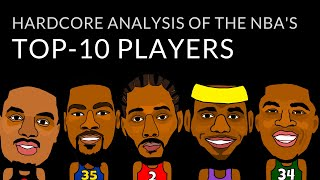 The top 10 NBA players of 2019