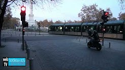 Tram ligne D utilite publique Bordeaux Lebouscat Eysines version mobiles