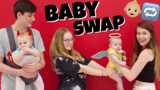 Teen Mom Baby Swap Challenge!!!