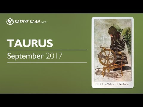 TAURUS SEPTEMBER 2017 💝WHATEVER THAT WAS STOLEN WILL BE RETURNING