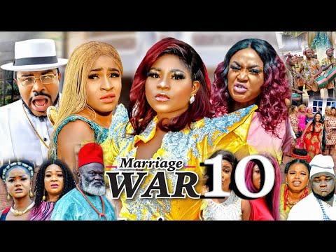 Download MARRIAGE WAR SEASON 10 (New Movie) DESTINY ETIKO 2021 Latest Nigerian Nollywood Movie 720p