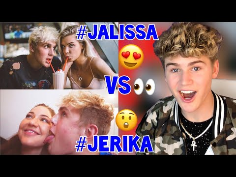 JERIKA vs JALISSA *WHO'S BETTER?* (Must Watch! ) Jake Paul , Erika Costell , Alissa Violet 2018