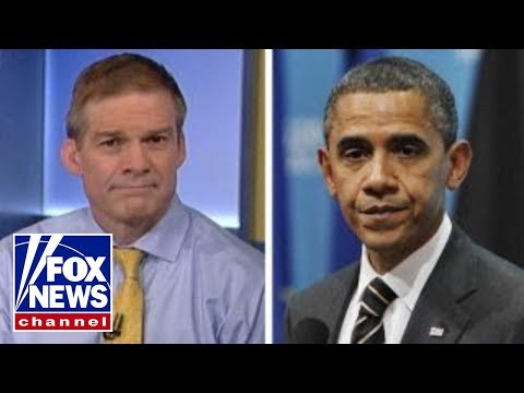 Rep. Jordan: FBI texts about Obama raise lots of concerns