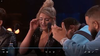 Meghan Gets Emotional Over Zhavia's Loss   Season 1 Ep  4   THE FOUR 1