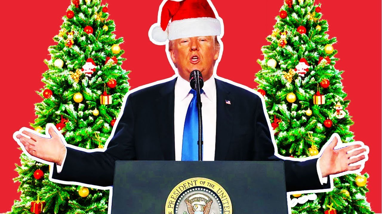 trump make christmas great again
