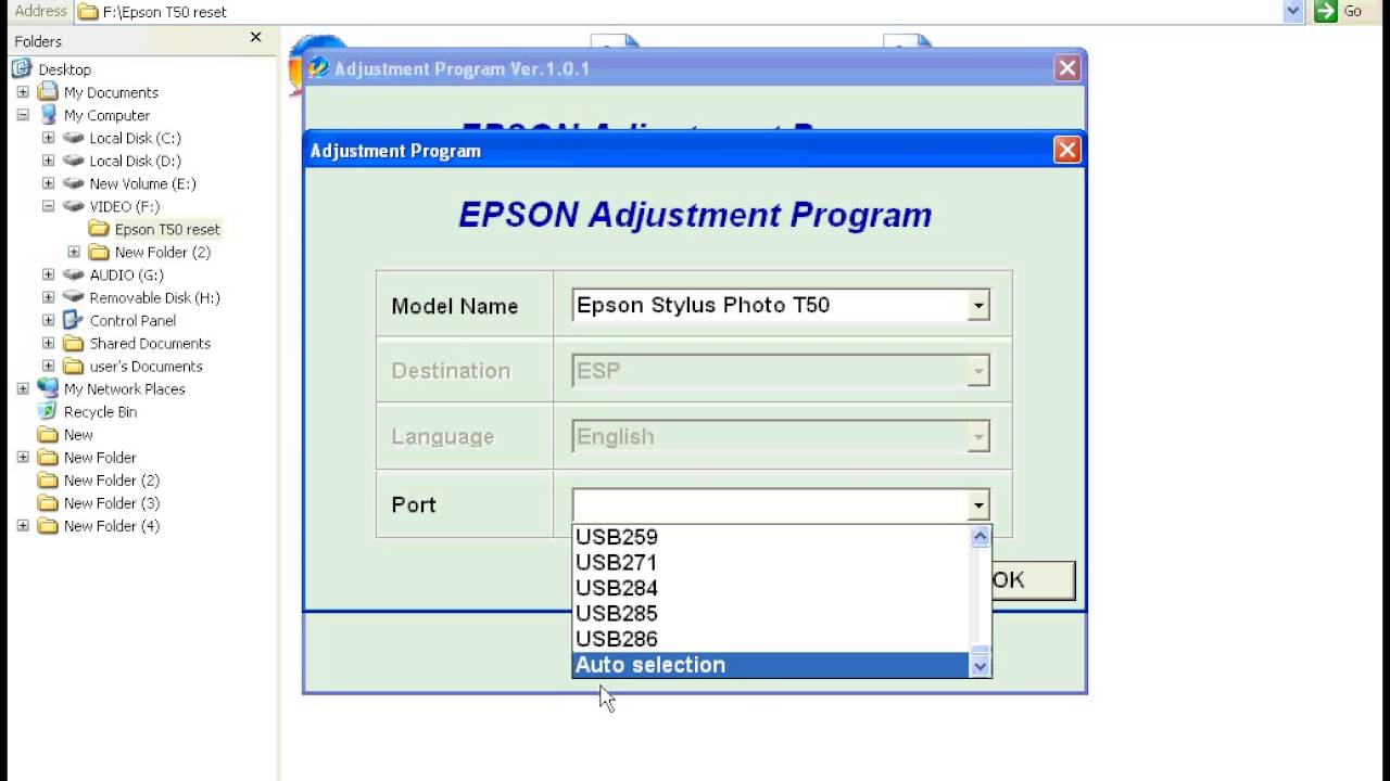 epson stylus photo p50 resetter free download