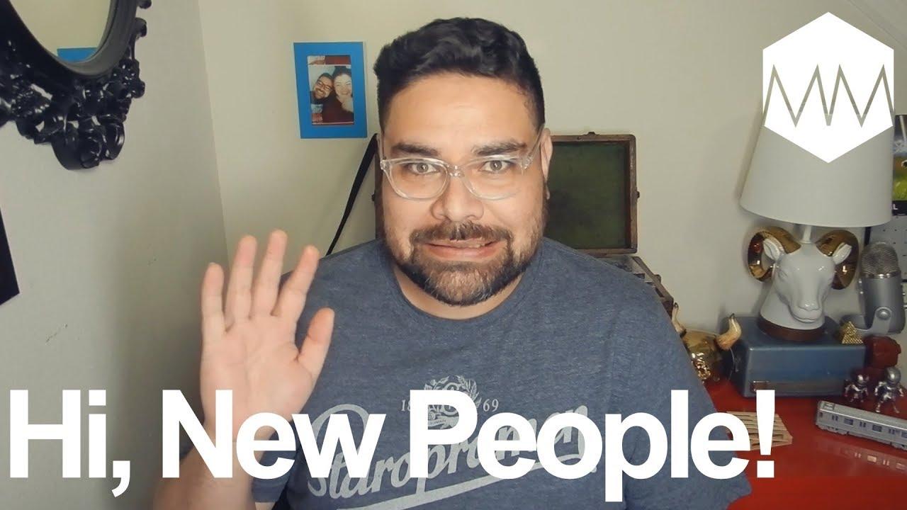 ▲ Hi New People... I'm Nervous // Sunday Blog 8