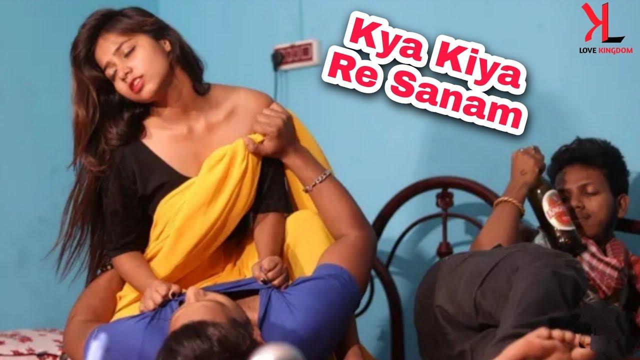 Download Kya Kiya Re Sanam   Tera Saraapa   Hindi Song 2021   Hot Video   LK  