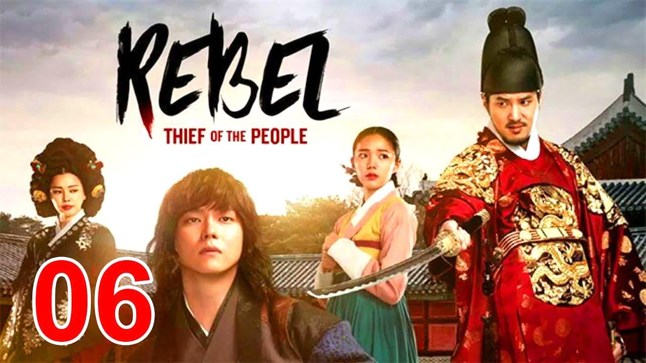 Download Rebel Thief Who Stole the People Engsub Ep 6 - Yoon Kyun sang - Drama Korean