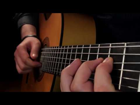 George Michael  Careless Whisper Fingerstyle