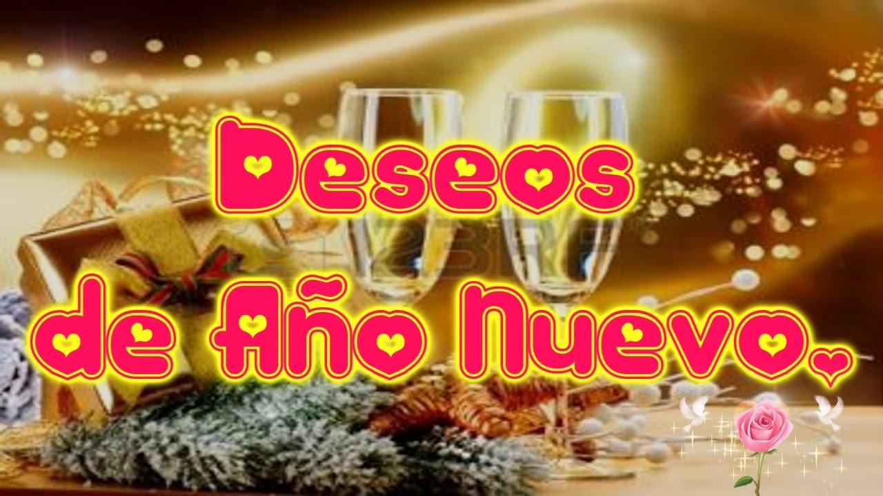 Deseos de a o nuevo saludos de a o nuevo 2018 mensajes - Dedicatorias para navidad y ano nuevo ...