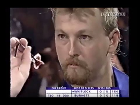 Simon Whitlock vs. Richie Burnett - Last 16 - 2003 PDC World Championship
