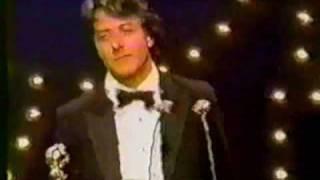 Bette Midler & Dustin Hoffman: 1980 golden globes