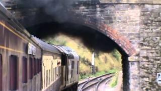 37906 - Severn Valley Railway - MEGA CLAG under Bridge