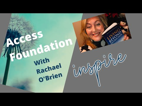 Access Foundation With  Rachael O'Brien. 2020