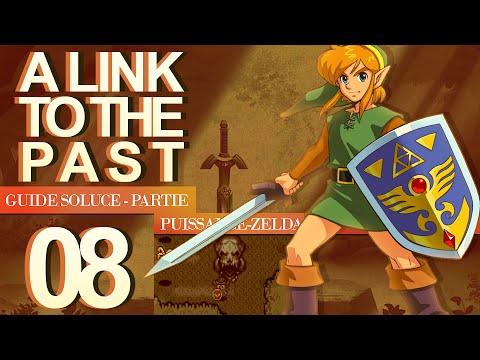 Solution de A Link to the Past – Partie 08 : Palais des Squelettes