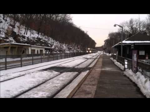 NJT and MNR Action at Ho Ho Kus