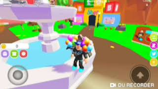 Me dying in Roblox