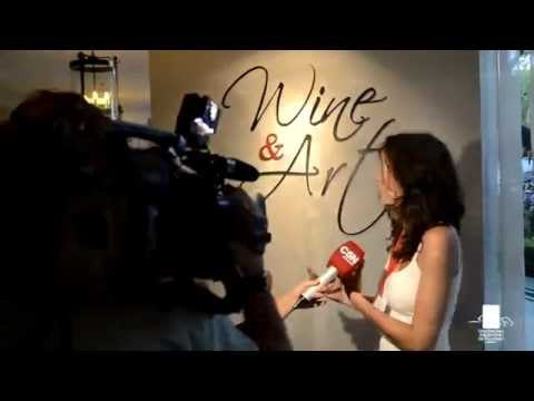 Mostrando la miniatura del vídeo Wine & Art en Buenos Aires Polo Night