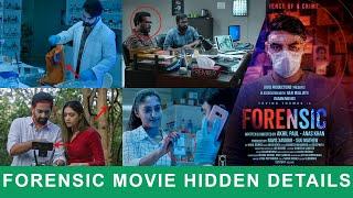 Forensic Hidden Details | Tovino Thomas | Mamtha Mohandas | Akhil PaulAnas Khan