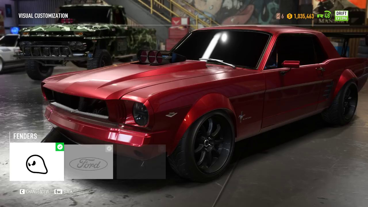 65 Mustang Need For Speed Heat Ardusat Org