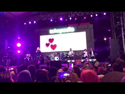 Live 2017 - Reza Artamevia - Keabadian - The 90's Festival Jakarta