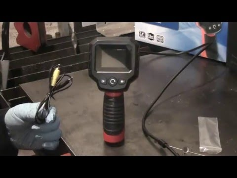 Harbor Freight Digital Inspection Camera