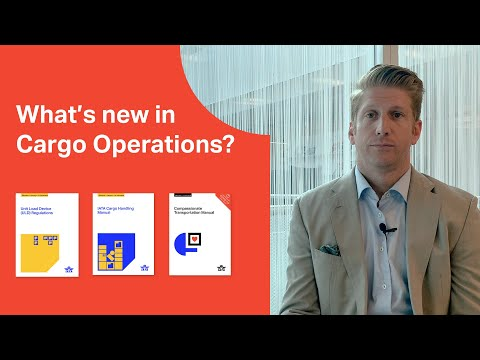 What's new in the 2021 Cargo Operations manuals?