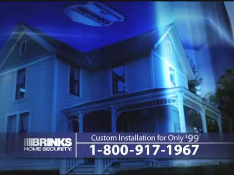 "Brink's Home Security – Commercial: ""Just To Be Sure"" – Home Alarm & Monitoring Services"
