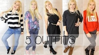 5 OUTFITS OF THE WEEK ♥ BibisBeautyPalace