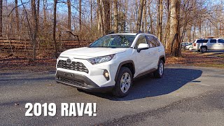 2019 Toyota RAV4 XLE - Keeps Getting Better?