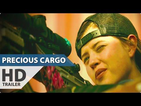 Precious Cargo Trailer (2016) Bruce Willis, Claire Forlani Action Movie HD